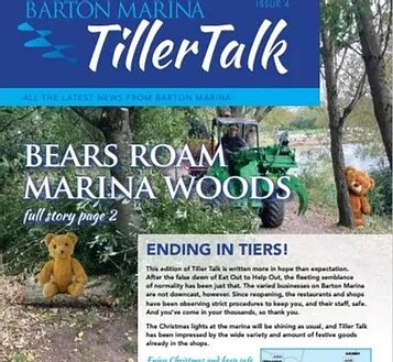 tiller talk, the waterfront issue 4